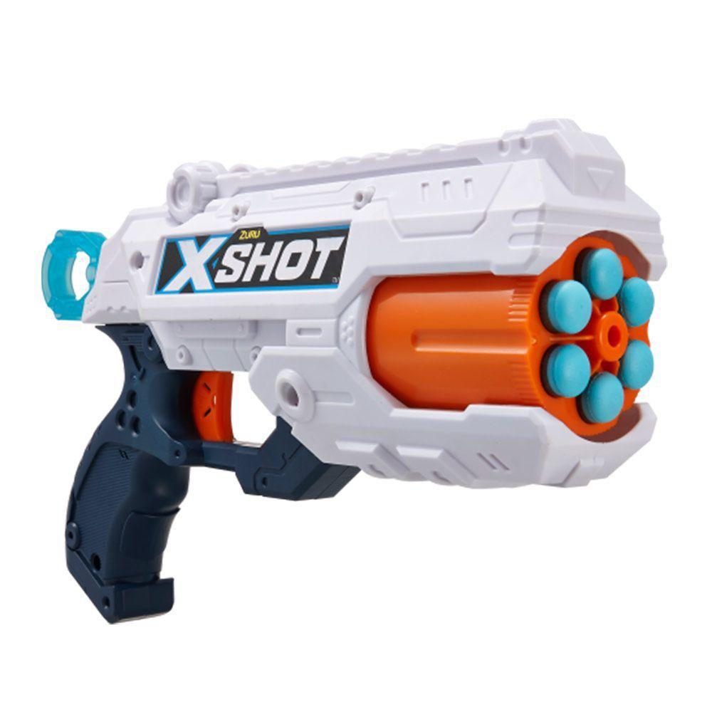 Lança Dardos XShot Reflex Tk6 - Candide 5516