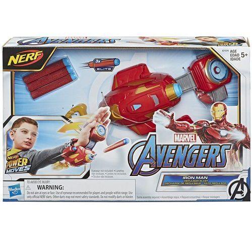 Lancador Avengers Power Moves Homem de Ferro - Hasbro E7376