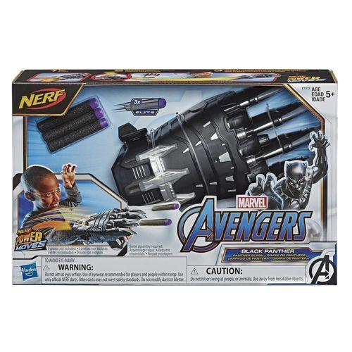 Lancador Avengers Power Moves Pantera Negra - Hasbro E7372