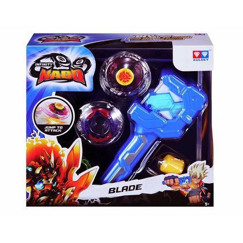 Lançador e Pião de Batalha Infinity Nado Blade - Candide 3902
