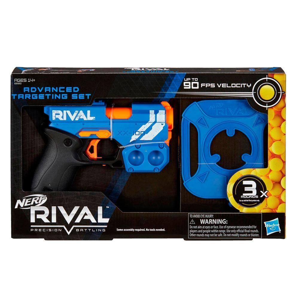 Lançador Nerf de Dardos Rival - Hasbro E6980