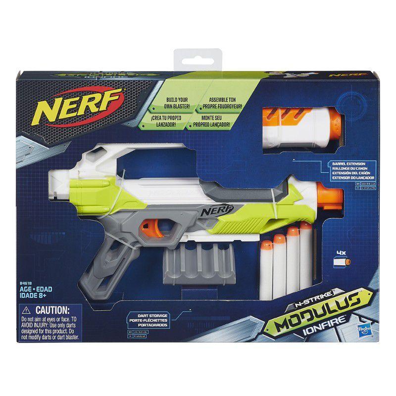 Lançador Nerf Nstrike Modulus Ionfire B4618 - Hasbro