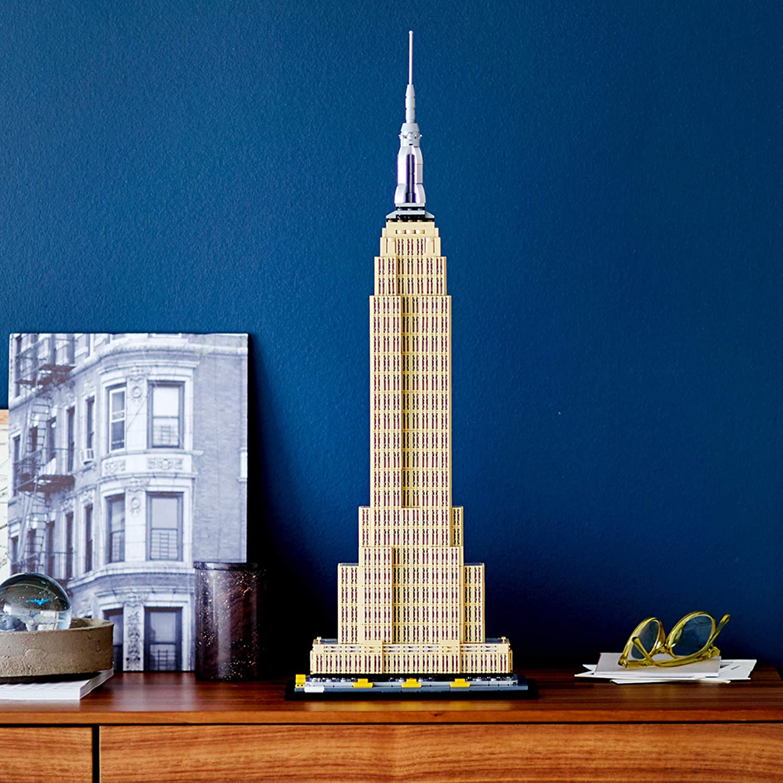 Lego Architecture Empire State Building - Lego 21046