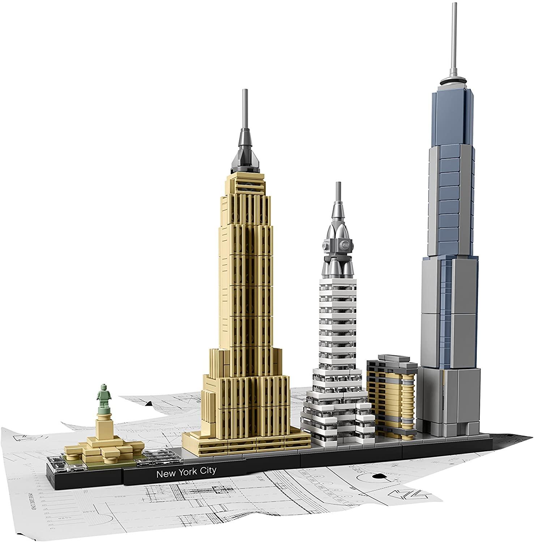 Lego Architecture New York City - Lego 21028