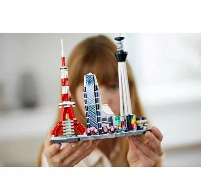 Lego Architecture Tóquio - Lego 21051