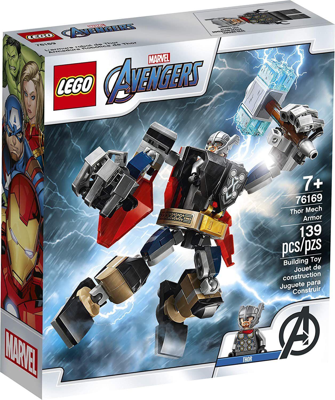 Lego Avengers Armadura Robô de Thor - Lego 76169