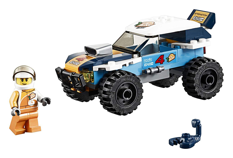 Lego City Carro De Corrida Rali No Deserto 60218