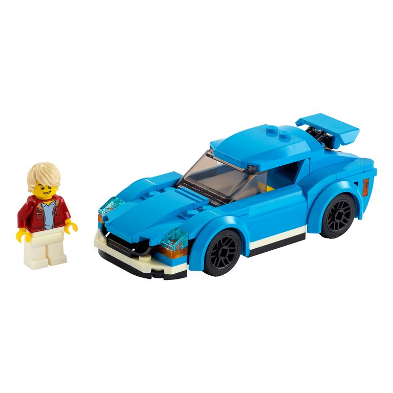 Lego City Carro Esportivo - Lego 60285