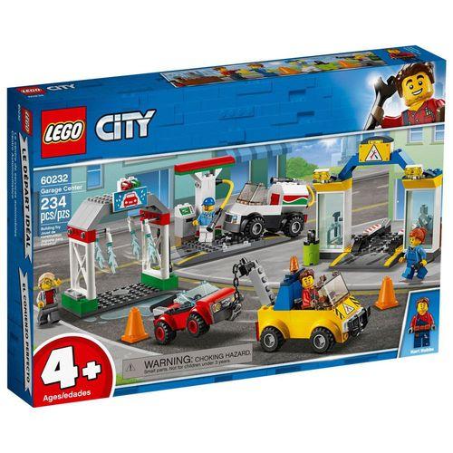 Lego City Centro De Assistência Automotiva 60232