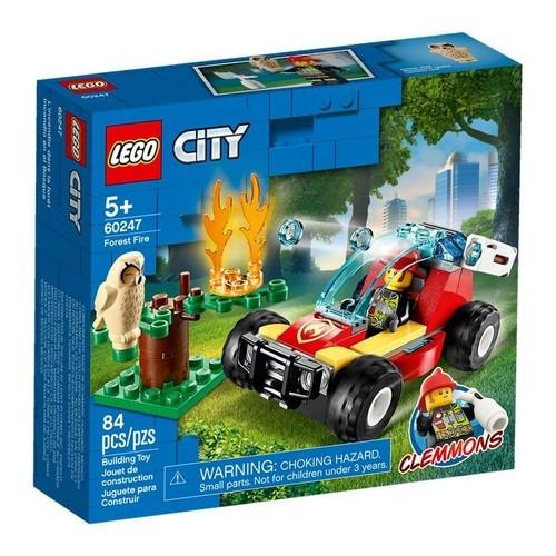 Lego City Floresta em Chamas - 60247