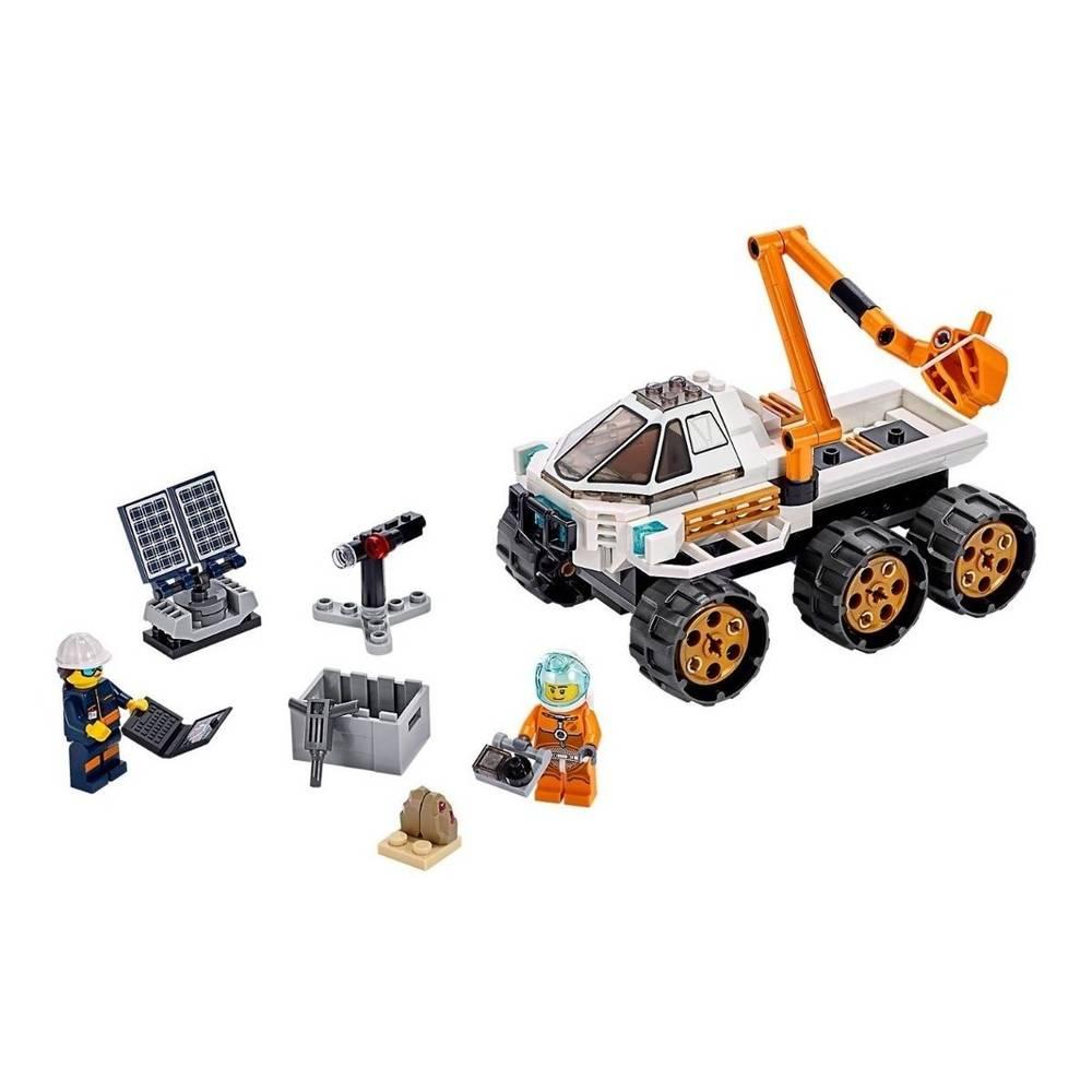 Lego City  Teste De Condução De Carro Lunar - 60225