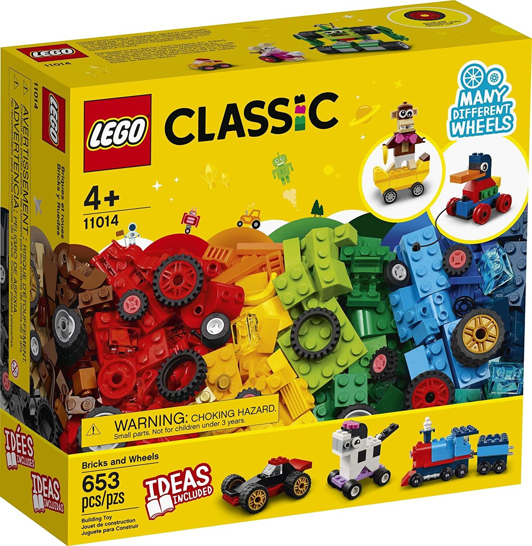 Lego Classic Bricks and Wheels - Lego 11014