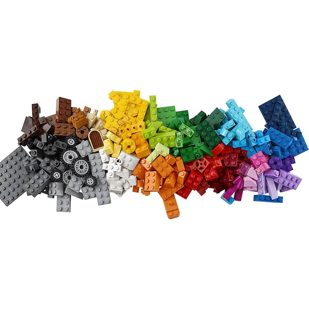 Lego Classic Caixa Media De Pecas Criativas Lego 10696