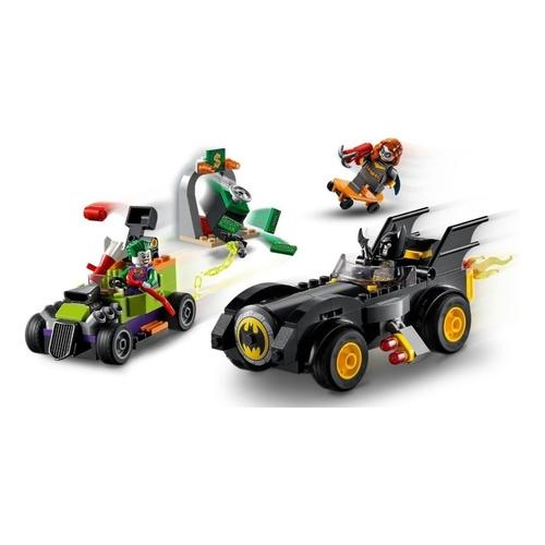 Lego DC Batman Vs. Coringa Perseguição de Batmóvel - Lego 76180