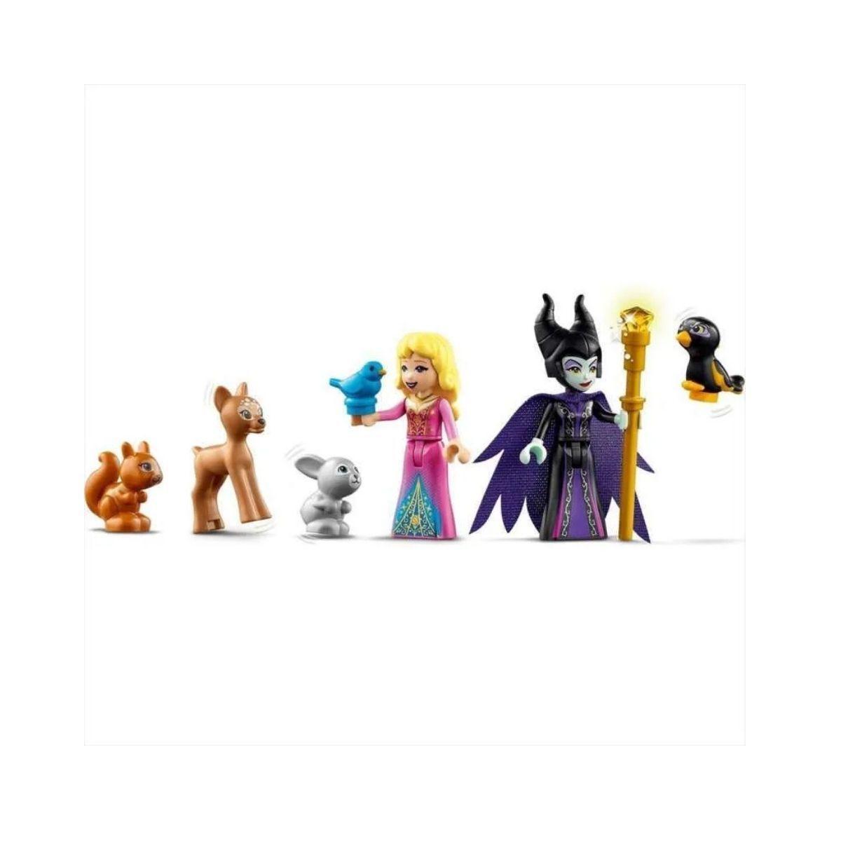 Lego Disney Casa da Floresta de Aurora - Lego 43188