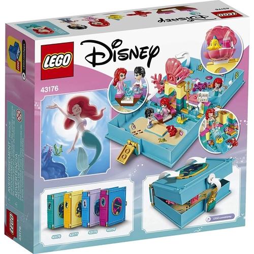 Lego Disney Princesas Aventuras dos Contos da Ariel - 43176