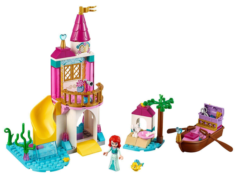Lego Disney Princesas O Castelo a Beira-Mar da Ariel 41160