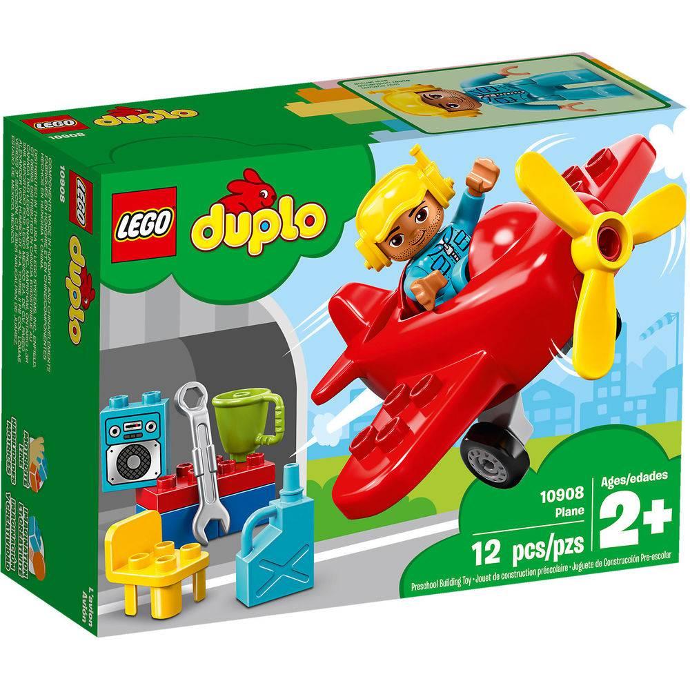 Lego Duplo Avião 10908