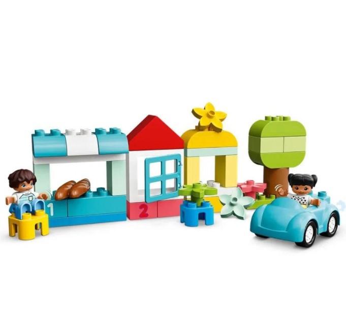 Lego Duplo Caixa de Peças - Lego 10913
