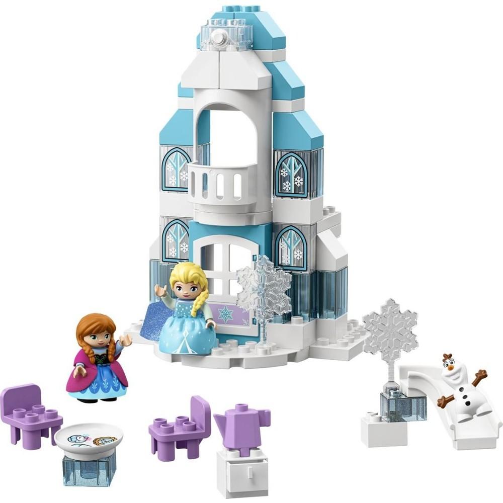 Lego Duplo Disney Frozen Castelo de Gelo - 10899