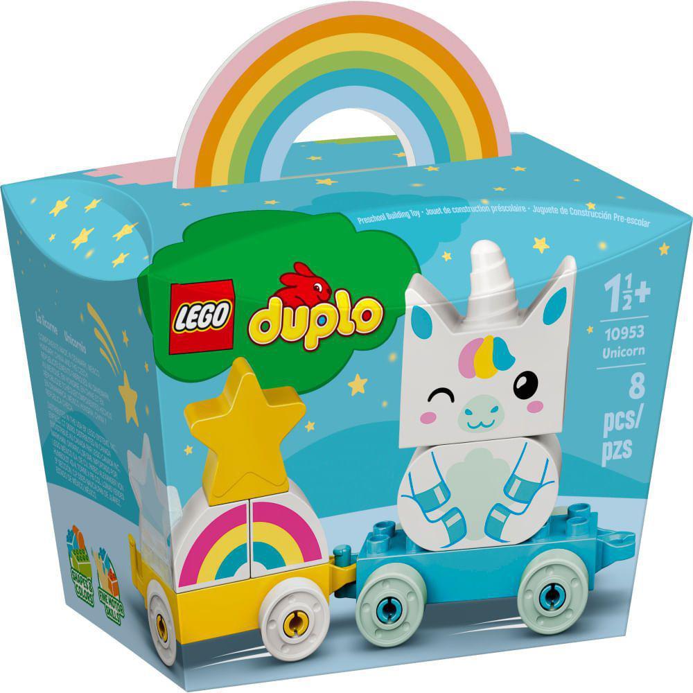 Lego Duplo Unicórnio - Lego 10953