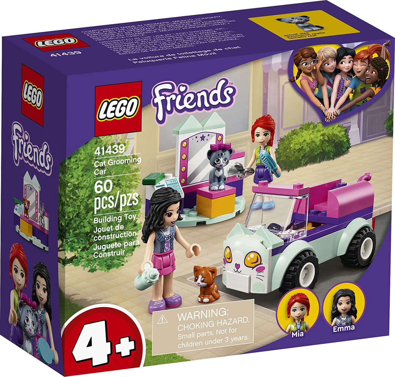 Lego Friends Cabeleireiro Móvel para Gatos - Lego 41439