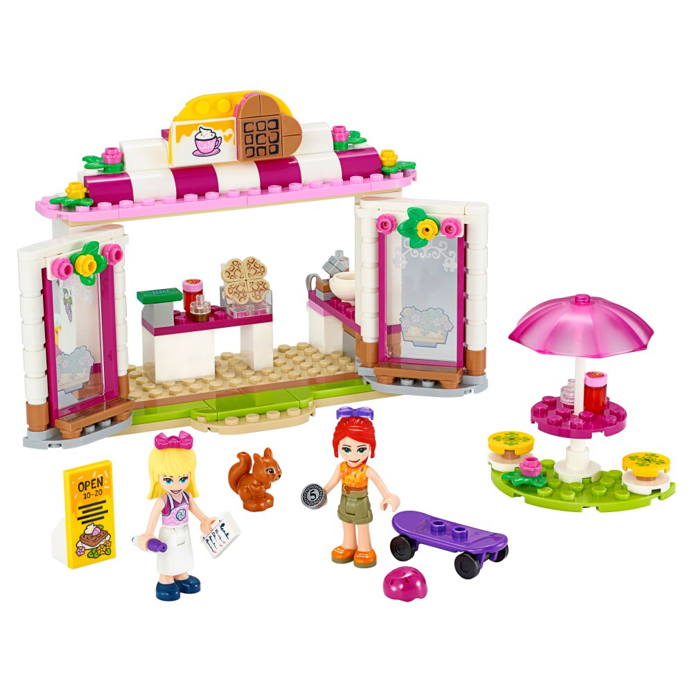 Lego Friends Café do Parque de Heartlake - Lego 41426