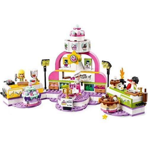 Lego Friends Concurso de Bolos Heartlake 361 Peças - 41393