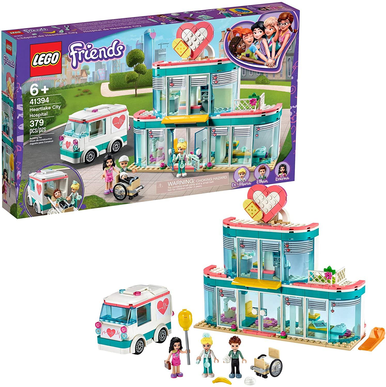 Lego Friends Hospital de Heartlake City - Lego 41394
