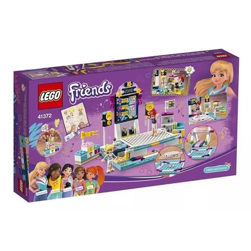 Lego Friends O Show de Ginastica da Stephanie - 41372