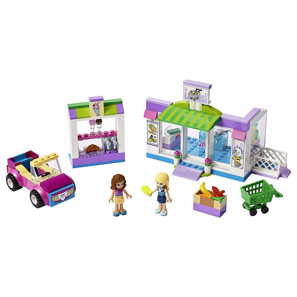 Lego Friends Supermercado De Heartlake City 41362