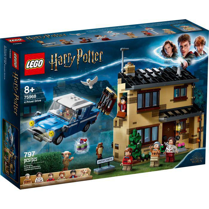 Lego Harry Potter 4 Privet Drive - Lego 75968