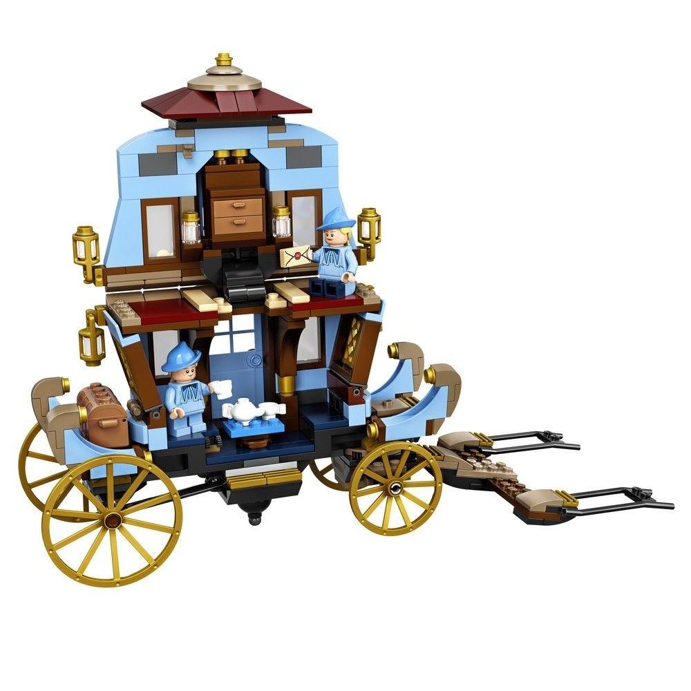 Lego Harry Potter A Chegada em Hogwarts - 75958