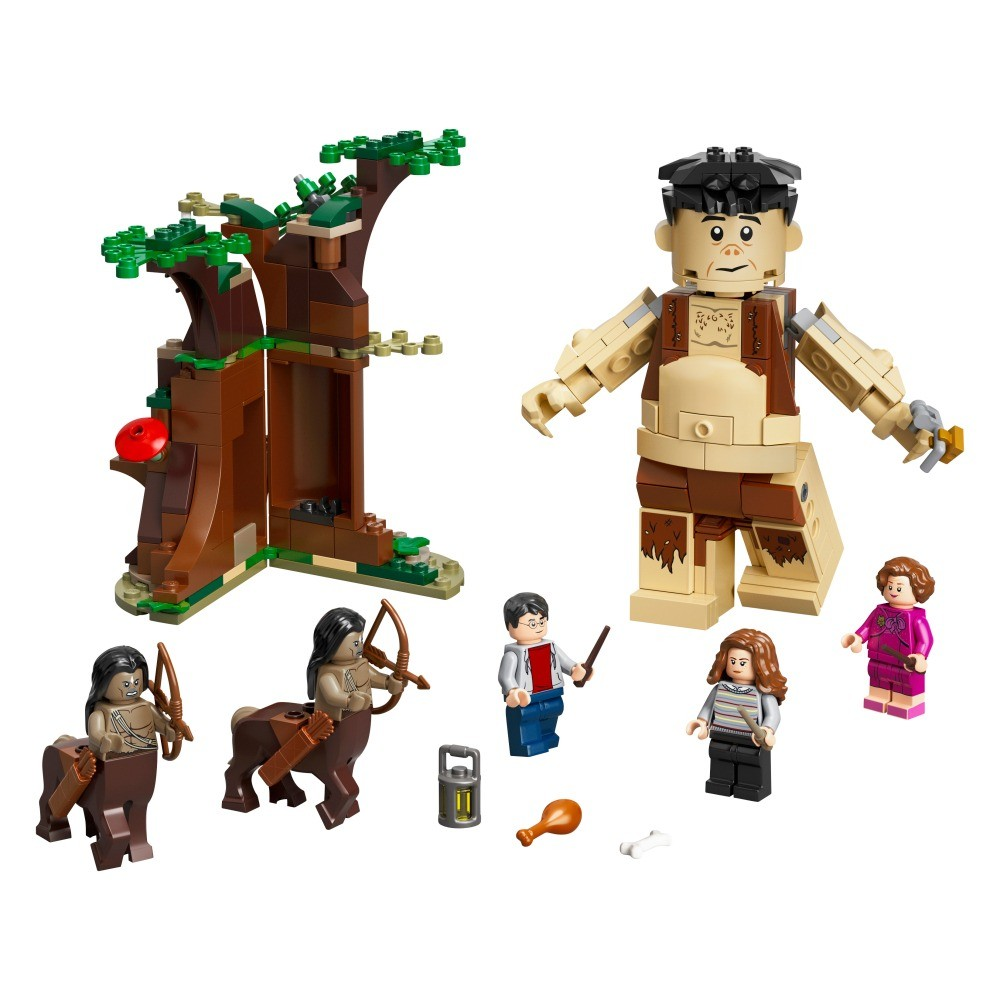 Lego Harry Potter A Floresta Proibida - Lego 75967