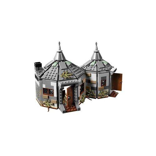 Lego Harry Potter Cabana De Hagrid Resgate Bicuço -75947
