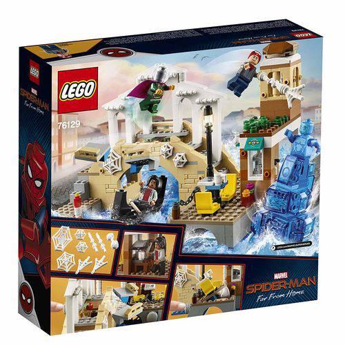 Lego Homem Aranha O Ataque de Hydro-Man 76129