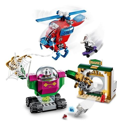 Lego Marvel  Spider Man Ameaça de Mysterio - 76149