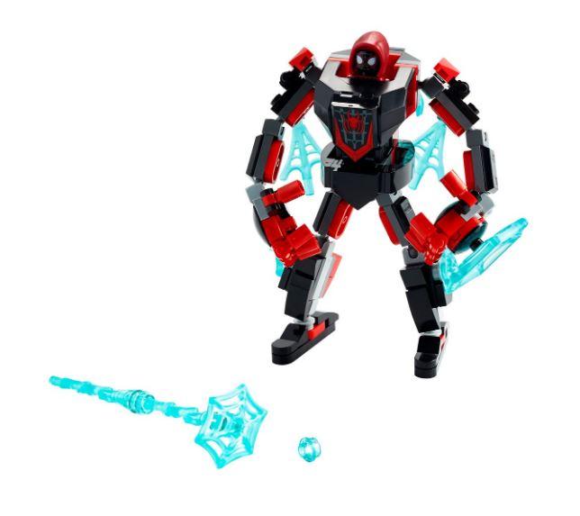 Lego Marvel Spiderman Armadura Robô de Miles Morales - Lego 76171