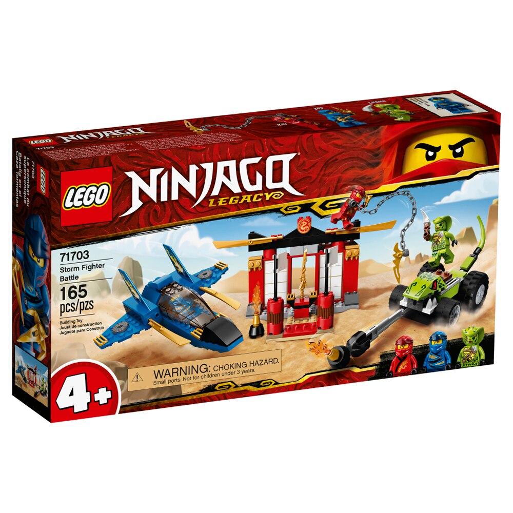 Lego Ninjago Batalha Lutador da Tempestade - Lego 71703