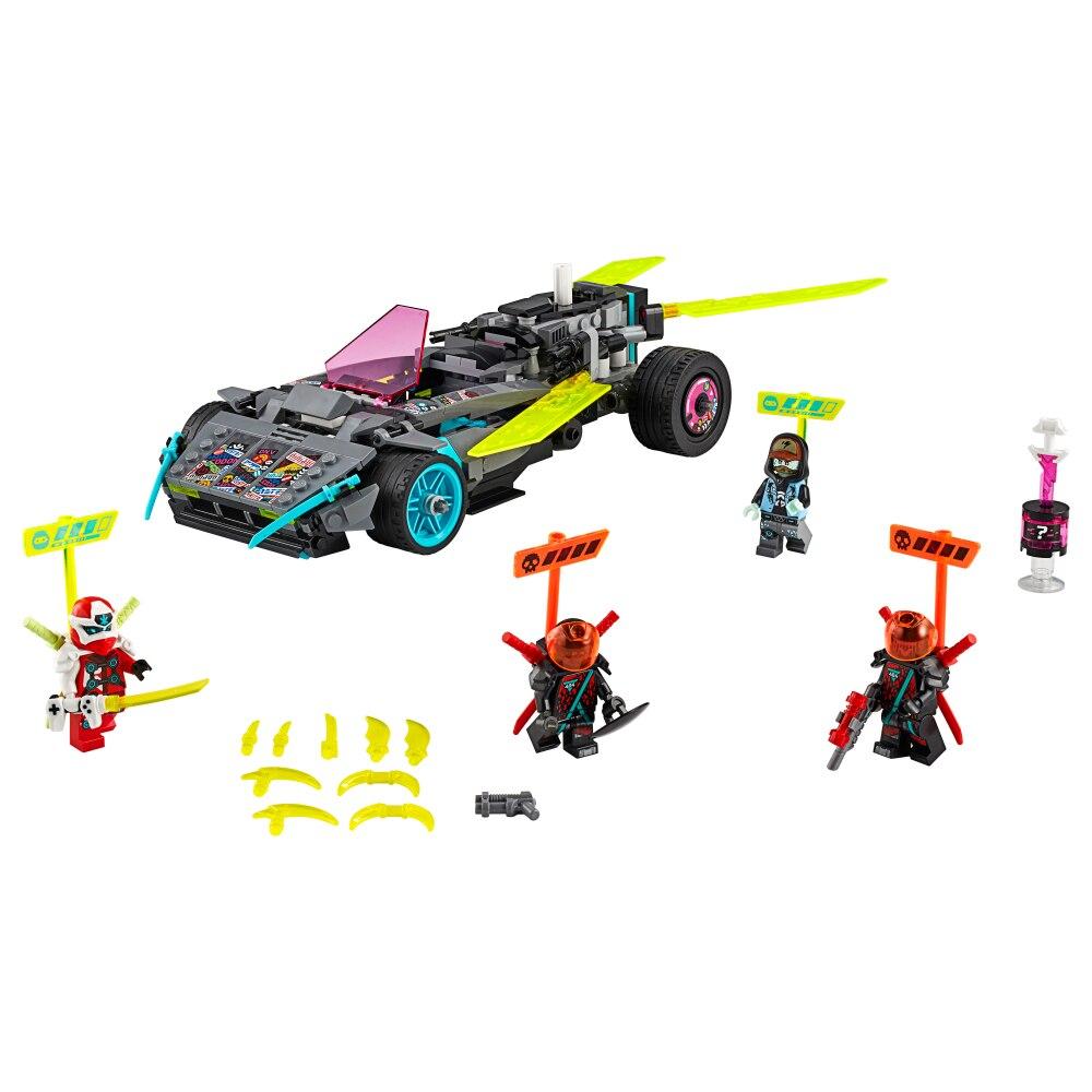 Lego Ninjago Carro Tunado Ninja - Lego 71710