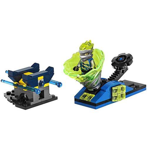 Lego Ninjago Lançador Spinjitzu Slam Jay Fs 70682