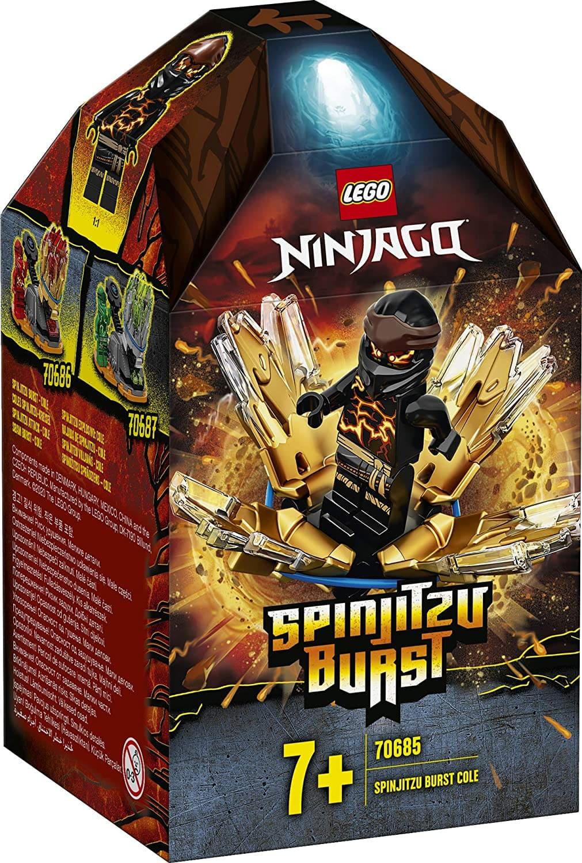 Lego Ninjago Rajada de Spinjitzu - Lego70685