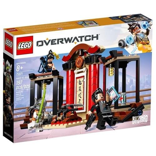 Lego Overwatch Hanzo vs. Genji 75971