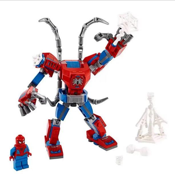 Lego Spider Man Robo Homem Aranha - Lego 76146