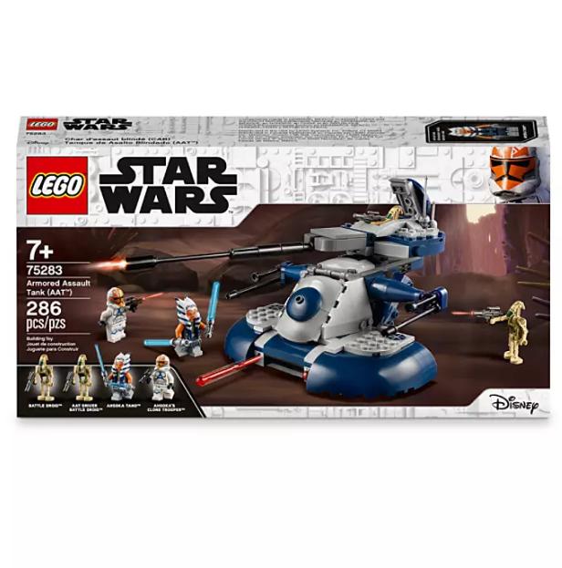 Lego Star Wars Armored Assault Tank - Lego 75283