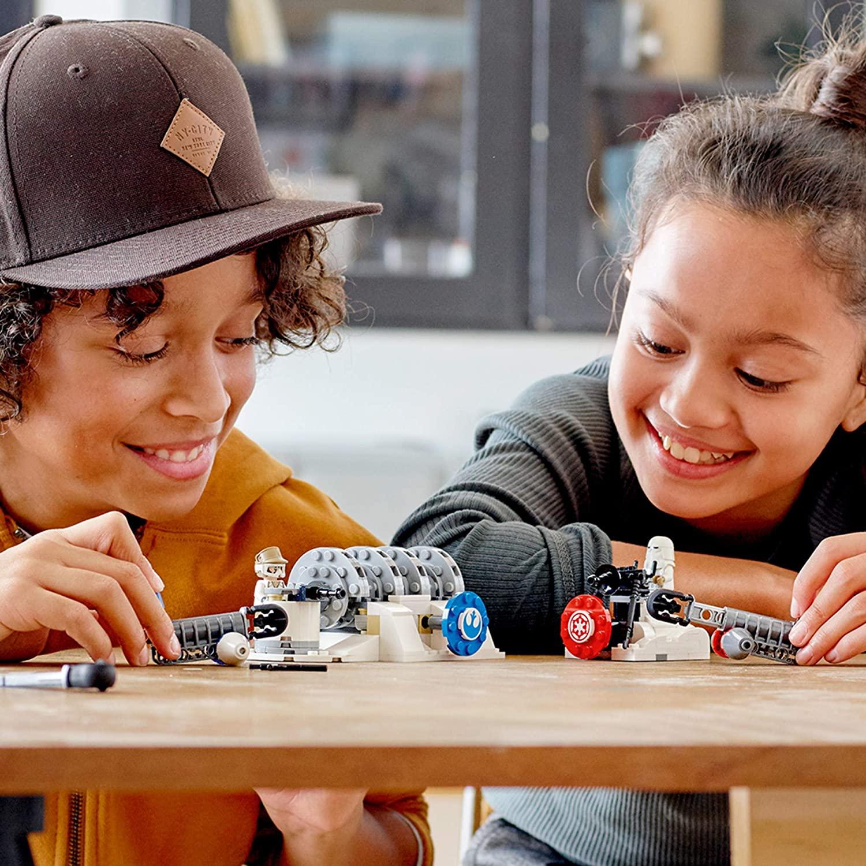 Lego Star Wars Ataque Gerador Action Hoth - Lego 75239