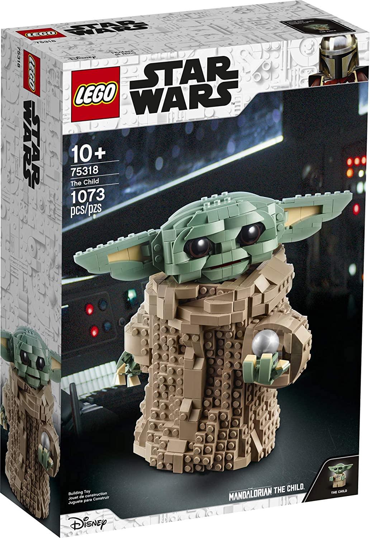 Lego Star Wars Baby Yoda - Lego 75318