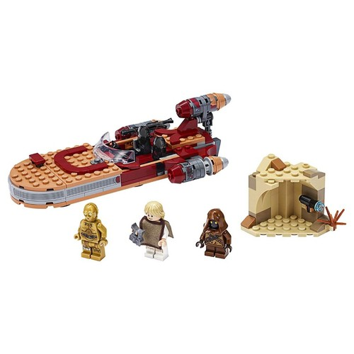 Lego Star Wars Disney Landspeeder De Luke Skywalker - 75271