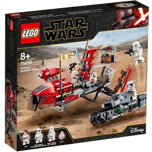 Lego Star Wars Nave Perseguicao de Speeder de Pasaana - 75250