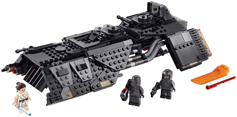 Lego Star Wars Nave Transporte Cavaleiros de Ren Lego 75284